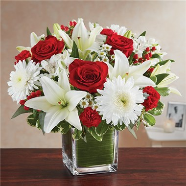 1 800 flowers healing tears red white flowers by lorena 1 800 flowers healing tears red white mightylinksfo